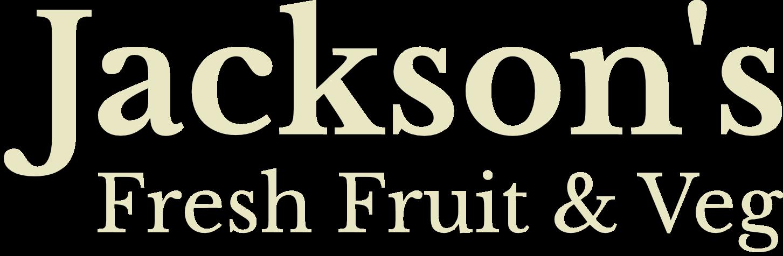 Jacksons Fruit & Veg